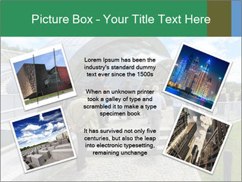 Modern Romanian City PowerPoint Templates - Slide 24