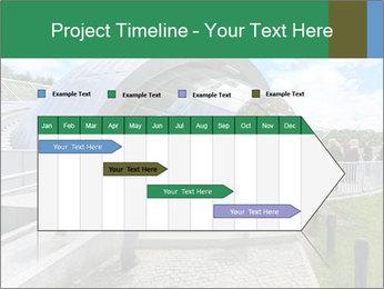 Modern Romanian City PowerPoint Templates - Slide 25