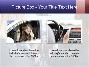 Two Women Driving Car PowerPoint Template - Slide 18