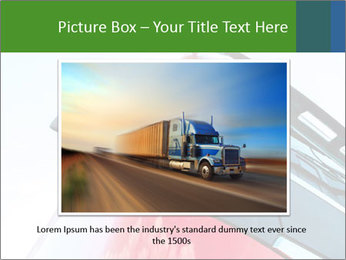 Red Truck PowerPoint Templates - Slide 15