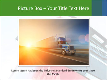 Red Truck PowerPoint Templates - Slide 16