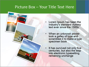 Red Truck PowerPoint Templates - Slide 17