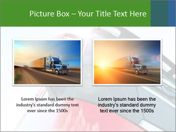 Red Truck PowerPoint Templates - Slide 18