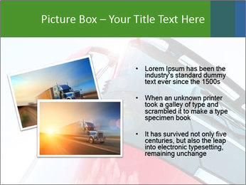 Red Truck PowerPoint Templates - Slide 20
