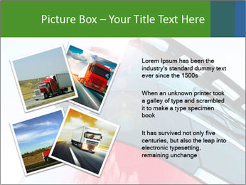 Red Truck PowerPoint Templates - Slide 23