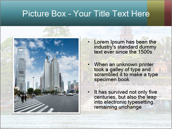 Pagoda in Green Park PowerPoint Template - Slide 13