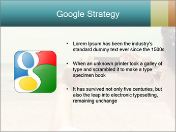 Photo OF Beach PowerPoint Template - Slide 10