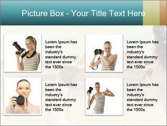 Photo OF Beach PowerPoint Template - Slide 14