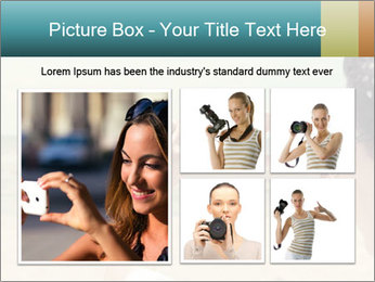 Photo OF Beach PowerPoint Template - Slide 19