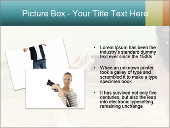 Photo OF Beach PowerPoint Template - Slide 20