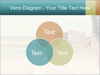 Photo OF Beach PowerPoint Template - Slide 33