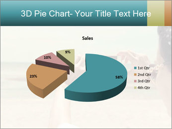 Photo OF Beach PowerPoint Template - Slide 35