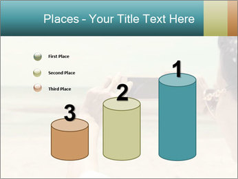 Photo OF Beach PowerPoint Template - Slide 65