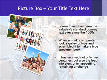 Friends Take Selfie Photo PowerPoint Templates - Slide 17