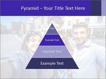 Friends Take Selfie Photo PowerPoint Template - Slide 30