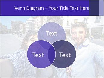 Friends Take Selfie Photo PowerPoint Template - Slide 33