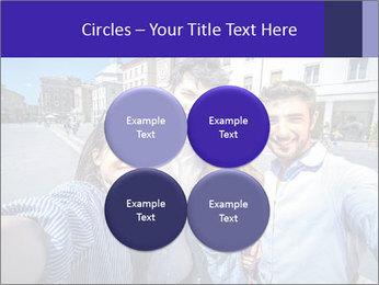 Friends Take Selfie Photo PowerPoint Template - Slide 38