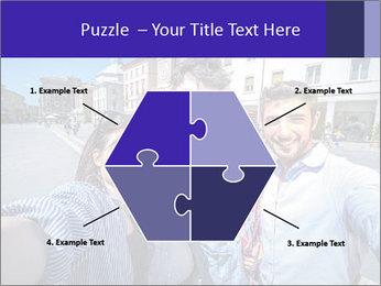 Friends Take Selfie Photo PowerPoint Template - Slide 40