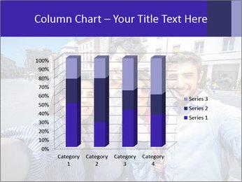 Friends Take Selfie Photo PowerPoint Template - Slide 50