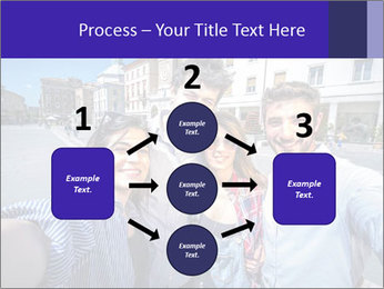 Friends Take Selfie Photo PowerPoint Templates - Slide 92