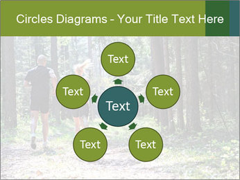 A couple jogging PowerPoint Templates - Slide 78