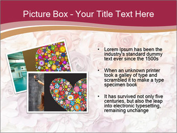 Colorful flowers paper PowerPoint Templates - Slide 20