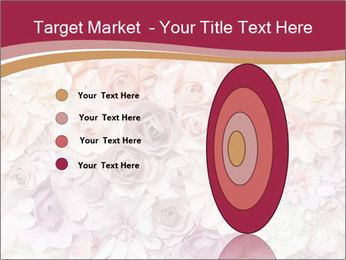 Colorful flowers paper PowerPoint Templates - Slide 84