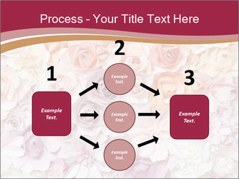 Colorful flowers paper PowerPoint Templates - Slide 92