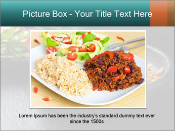 Traditional cilli con carne PowerPoint Template - Slide 16