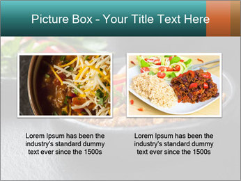 Traditional cilli con carne PowerPoint Template - Slide 18