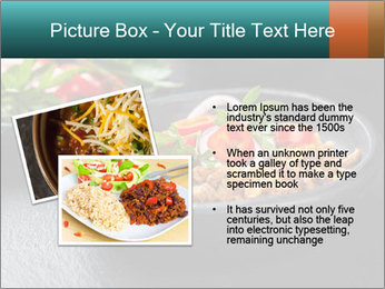Traditional cilli con carne PowerPoint Template - Slide 20