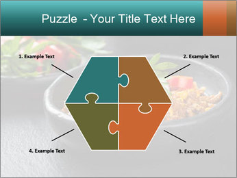Traditional cilli con carne PowerPoint Template - Slide 40
