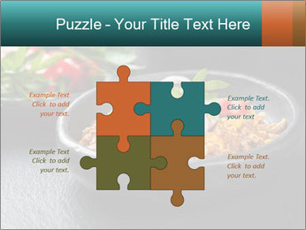 Traditional cilli con carne PowerPoint Template - Slide 43