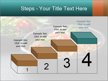 Traditional cilli con carne PowerPoint Template - Slide 64