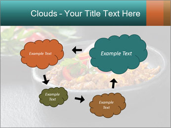 Traditional cilli con carne PowerPoint Template - Slide 72