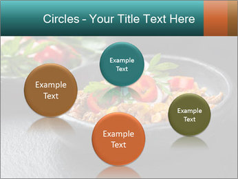 Traditional cilli con carne PowerPoint Template - Slide 77
