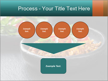 Traditional cilli con carne PowerPoint Template - Slide 93