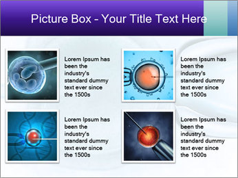 Vitro fertilization PowerPoint Template - Slide 14