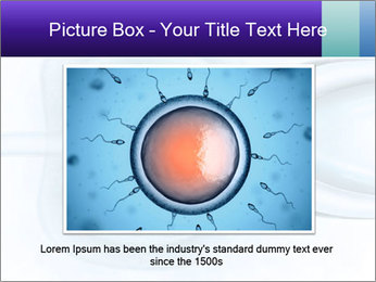 Vitro fertilization PowerPoint Template - Slide 15