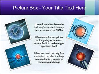 Vitro fertilization PowerPoint Template - Slide 24