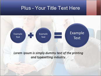 Young businessman having consultation PowerPoint Template - Slide 75