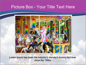 Old ferris wheel PowerPoint Template - Slide 16
