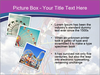 Old ferris wheel PowerPoint Template - Slide 17