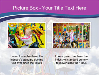 Old ferris wheel PowerPoint Template - Slide 18