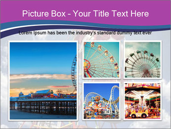 Old ferris wheel PowerPoint Template - Slide 19