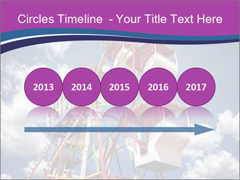 Old ferris wheel PowerPoint Template - Slide 29
