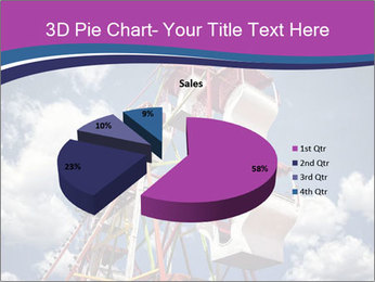 Old ferris wheel PowerPoint Template - Slide 35