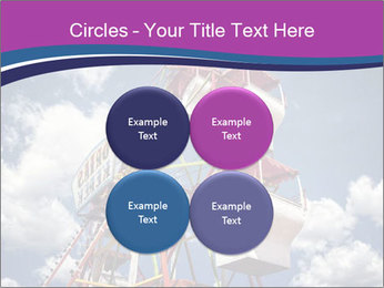 Old ferris wheel PowerPoint Template - Slide 38