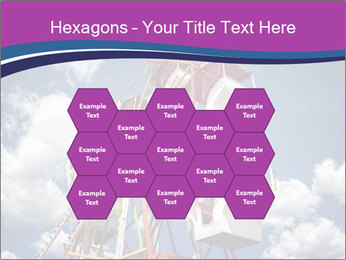 Old ferris wheel PowerPoint Template - Slide 44