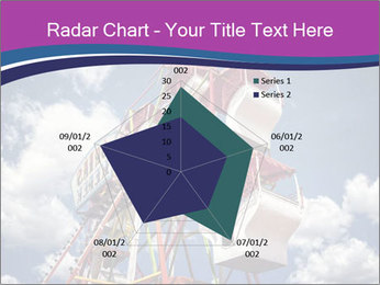 Old ferris wheel PowerPoint Template - Slide 51